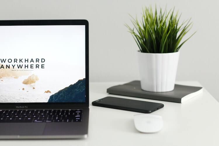 Eigene Website Design